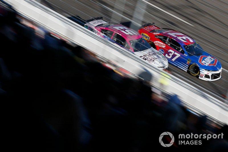 Chris Buescher, JTG Daugherty Racing, Chevrolet Camaro Clorox