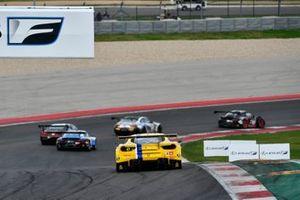 #6 GT3 Am, Vital Speed, Richard Baek, Mark Issa, Ferrari 488 GT
