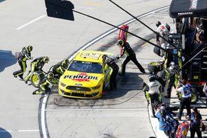 Ryan Blaney, Team Penske, Ford Mustang Menards/Pennzoil