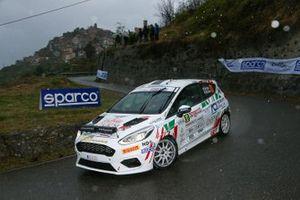 Mattia Vita, Massimiliano Bosi, Peugeot 208 Rally4 R2C, #83