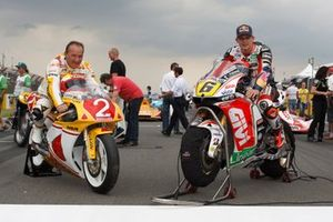 Helmut and Stefan Bradl, Team LCR Honda