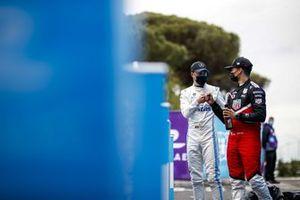 Stoffel Vandoorne, Mercedes Benz EQ, Pascal Wehrlein, Tag Heuer Porsche