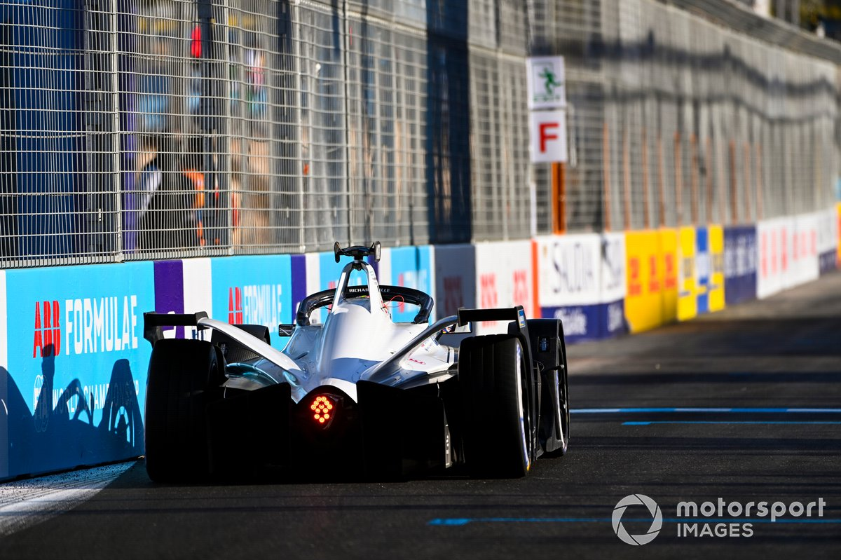 Edoardo Mortara, Venturi Racing, Silver Arrow 02