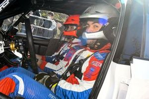 Thomas Paperini, Simone Fruini, Skoda Fabia Rally2 Evo