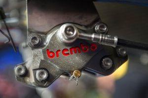تفاصيل مكابح بريمبو