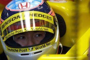Takuma Sato, Jordan EJ12