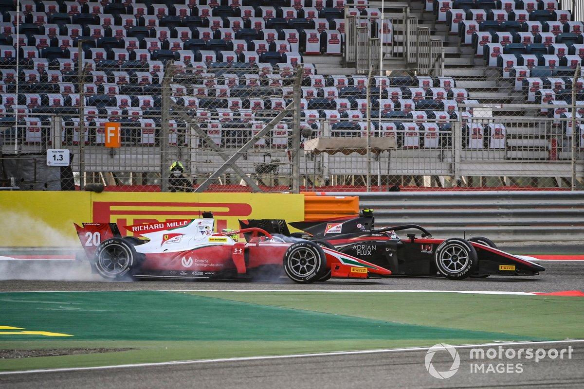 Mick Schumacher, Prema Racing lotta con Callum Ilott, UNI-Virtuosi