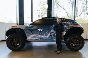 Xavi Serra, direttore tecnico del team Abt Cupra Racing, Odyssey 21 XE