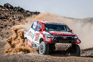 #332 Toyota Gazoo Racing: Henk Lategan, Brett Cummings