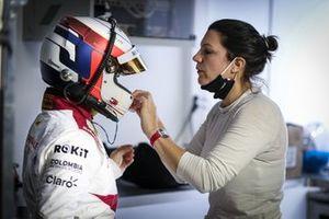 #50 Richard Mille Racing Team Oreca 07 - Gibson: Sophia Flörsch, Katherine Legge