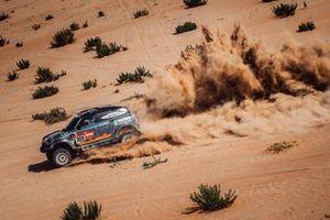 #309 X-Raid Mini JCW Rally Team: Orlando Terranova, Bernardo Graue