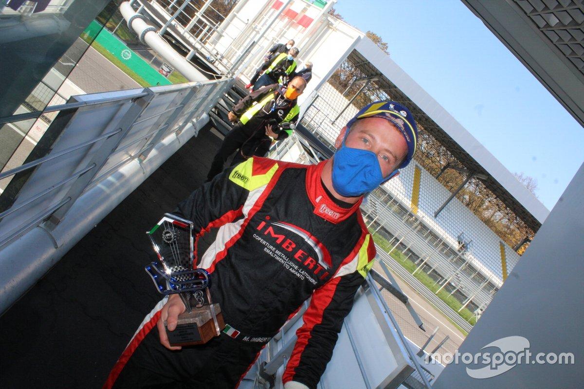 Michele Imberti, Elite Motorsport
