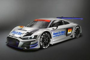 #6 Team LeMans with MOTOYAMA Racing Audi R8 LMS