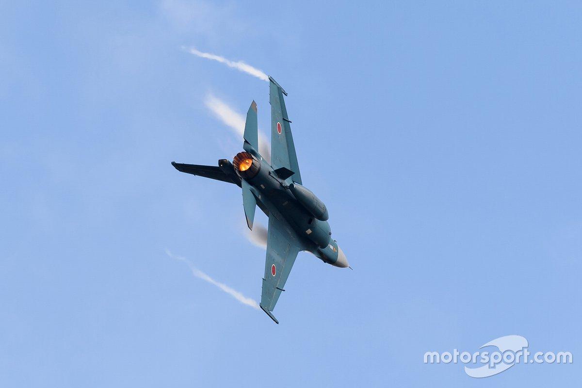 F-2戦闘機 展示飛行