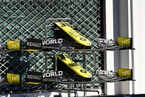 Front wing of Renault F1 Team R.S.20