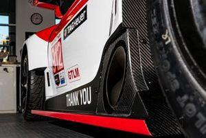 #912 Porsche GT Team Porsche 911 RSR: Earl Bamber, Laurens Vanthoor, Neel Jani
