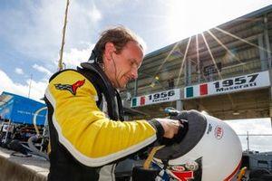 #3 Corvette Racing Corvette C8.R, GTLM: Антонио Гарсия