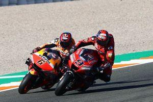 Danilo Petrucci, Ducati Team, Stefan Bradl, Repsol Honda Team,