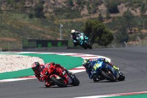 Francesco Bagnaia, Ducati Team, Joan Mir, Team Suzuki MotoGP, Franco Morbidelli, Petronas Yamaha SRT