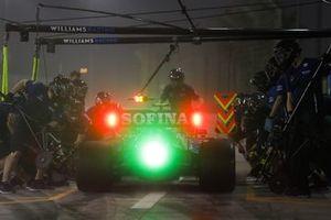 Roy Nissany, Development Driver, Williams FW43B
