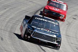 Chandler Smith, Kyle Busch Motorsports, Toyota Tundra Safelite Auto Glass