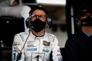 #16 : Wright Motorsports Porsche 911 GT3R, GTD : Jan Heylen
