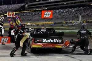 Chandler Smith, Kyle Busch Motorsports, Toyota Tundra Safelite Auto Glass