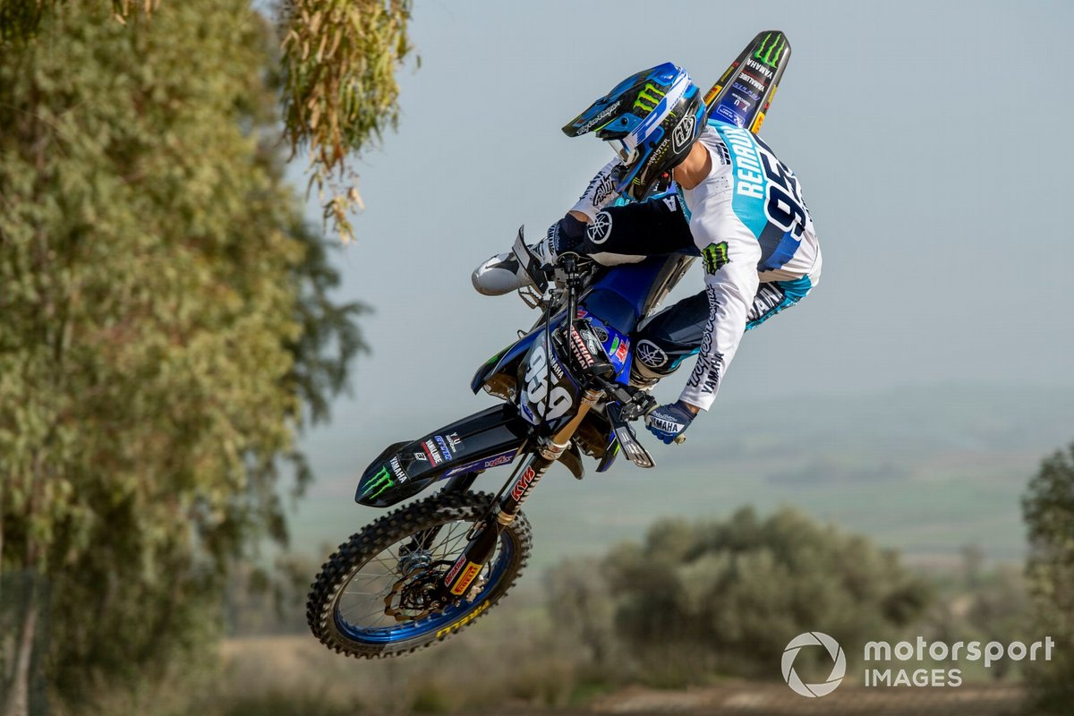 Maxime Renaux, Monster Energy Yamaha MX2 Factory Racing