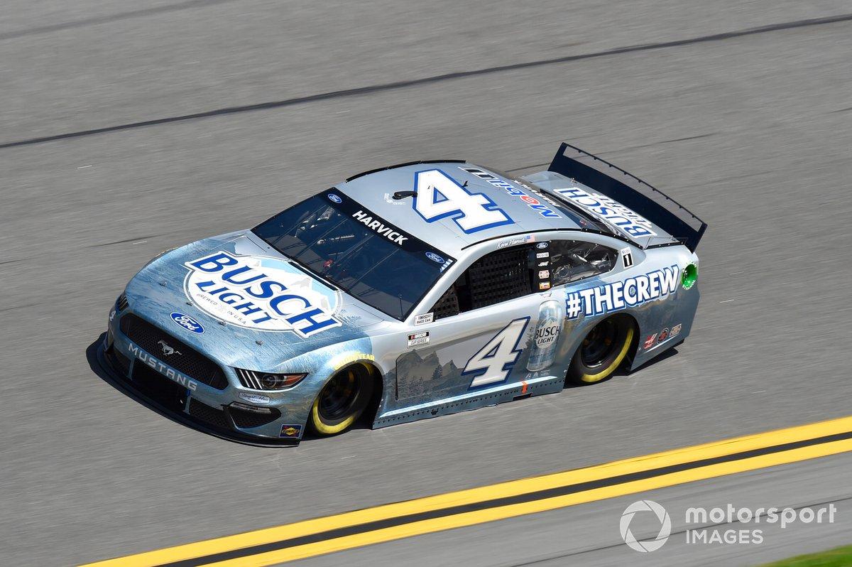 8. Kevin Harvick, Stewart-Haas Racing, Ford Mustang