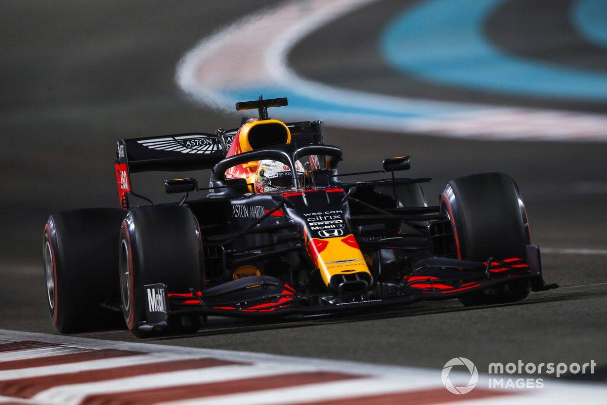 2. Max Verstappen, Red Bull Racing