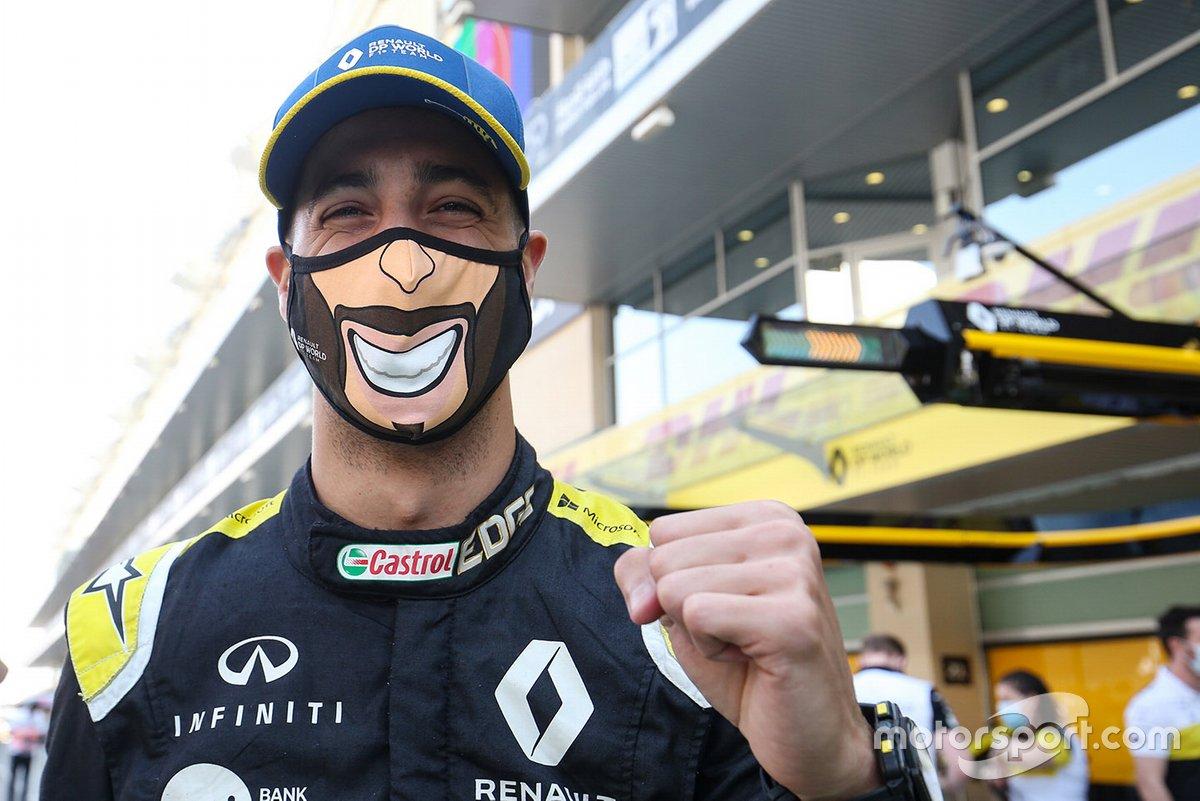 Daniel Ricciardo, Renault F1, Fórmula 1