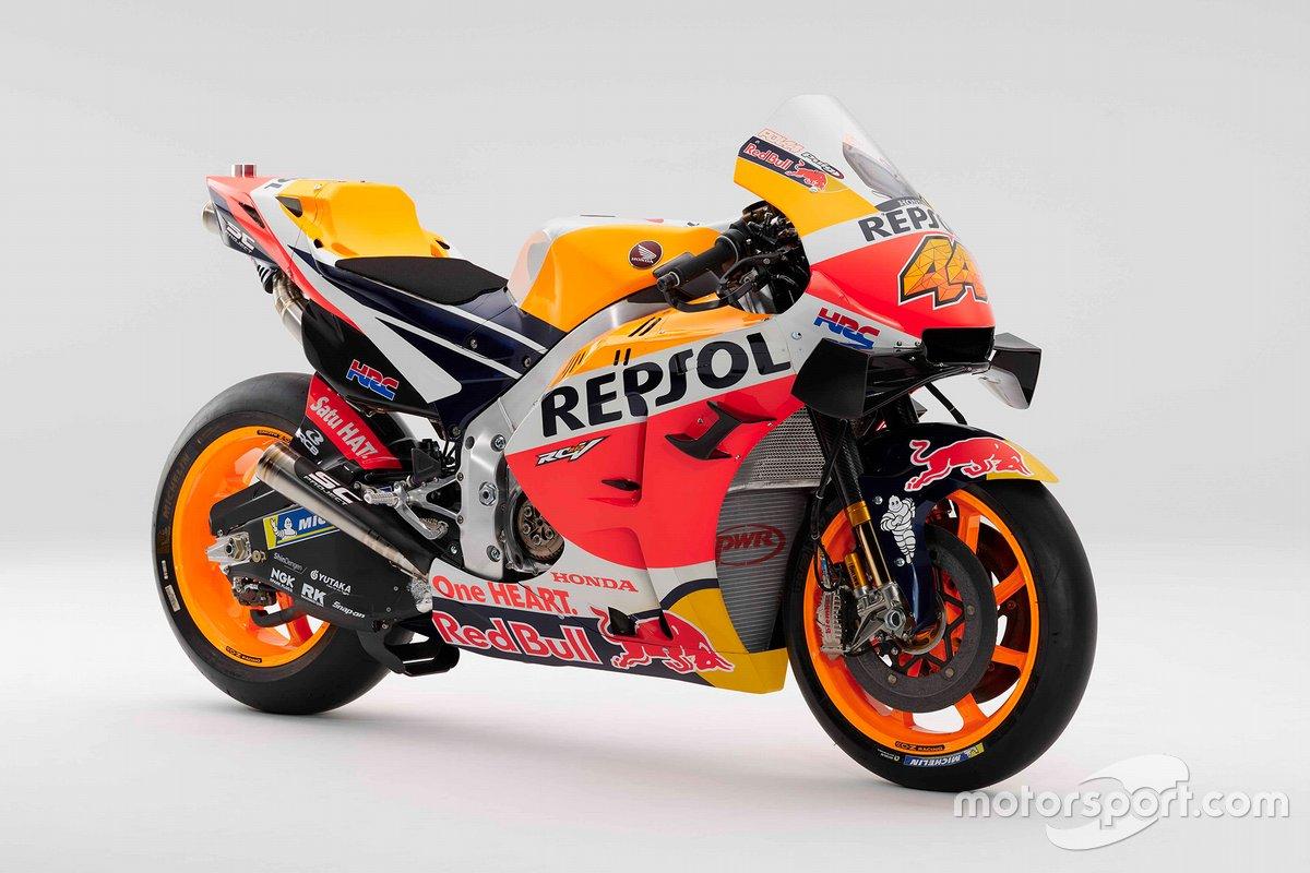 Honda RC213V de Pol Espargaro, Repsol Honda Team