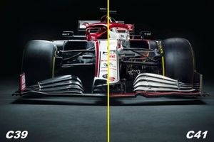Сравнение Alfa Romeo C39 и C41