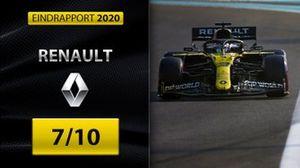 Eindrapport Formule 1 2020: Renault