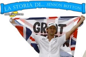 Cover: La storia di Jenson Button