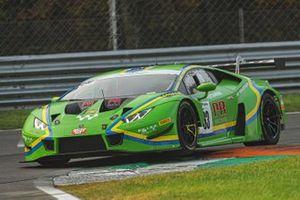 Danny Kroes, Frederik Schandorff, Tuomas Tujula, Vincenzo Sospiri Racing, Lamborghini Huracan GT3 EVO