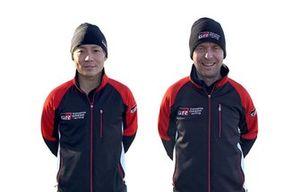 Takamoto Katsuta, Daniel Barritt, Toyota Gazoo Racing WRT