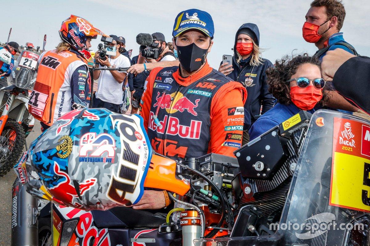 #5 Red Bull KTM Factory Racing: Sam Sunderland