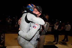 I vincitori della gara #55 Mazda Team Joest Mazda DPi, DPi: Harry Tincknell, Ryan Hunter-Reay