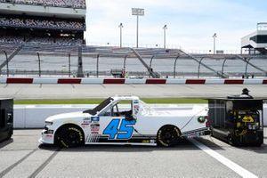 Brett Moffitt, Niece Motorsports, Chevrolet Silverado