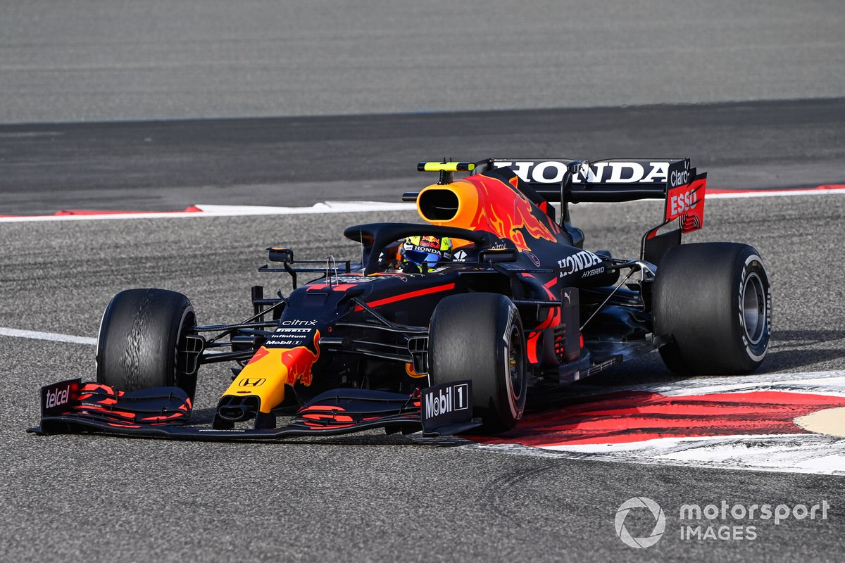 Sergio Pérez, Red Bull Racing RB16B