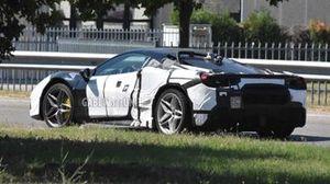 Ferrari V6 ibrida