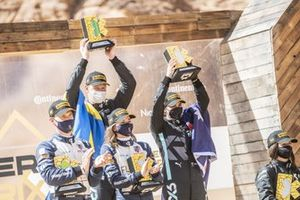 Molly Taylor, Johan Kristoffersson, Rosberg X Racing Catie Munnings, Timmy Hansen, Andretti United Extreme E