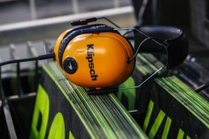 Los protectores auditivos de McLaren
