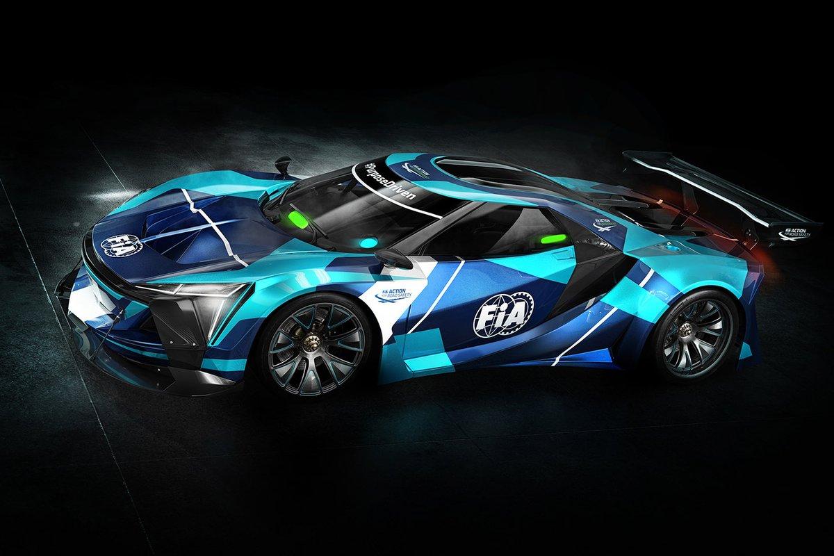 FIA Electric GT
