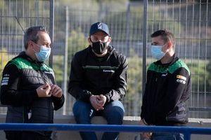 Manuel Pucetti, Lucas Mahias, Kawasaki Puccetti Racing