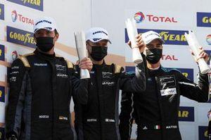 Podio: #77 Proton Competition Porsche 911 RSR - 19: Christian Ried, Gianmaria Bruni, Jaxon Evans