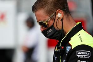 Simon Pagenaud, Team Penske Chevrolet, team, occhiali del sole