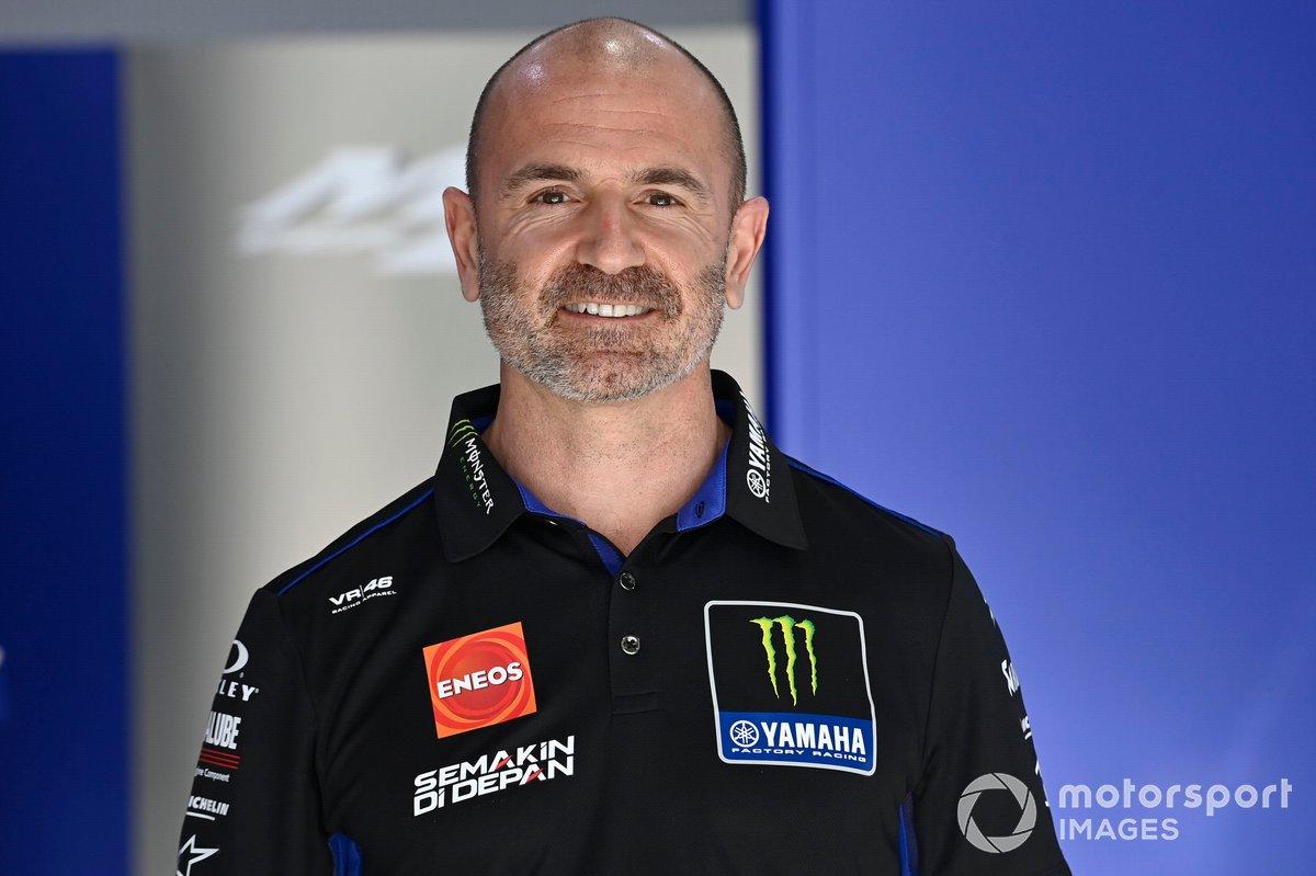 Massimo Meregalli, Yamaha Factory Racing
