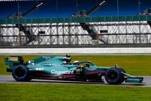 Sebastian Vettel, Aston Martin Racing AMR21